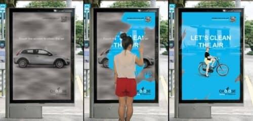 Наружная реклама должна приносить пользу